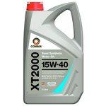Olej COMMA XT2000 15W40, 5 litrów