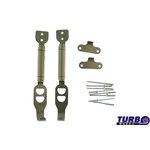 Zapinki sprężynowe TurboWorks PP-ZM-010