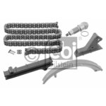 Rozrząd komplet (łańcuch + elementy) FEBI 30302