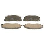 Ceramiczne klocki hamulcowe JURID WHITE 573326JC