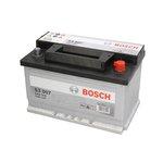 Akumulator BOSCH SILVER S3 007 - 70Ah 640A P+