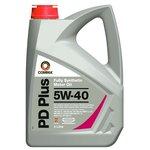 Olej COMMA PD Plus 5W40, 4 litry
