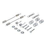 Zestaw montażowy szczęk hamulcowych TRW AUTOMOTIVE SFK169