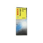 Żarówka (pomocnicza) P21W BOSCH Pure Light - karton 10 szt., cokołowa