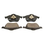 Ceramiczne klocki hamulcowe JURID WHITE 571900JC