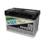 Akumulator 4MAX DEEP CYCLE 75Ah 510Wh P+