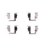 Zestaw montażowy klocka hamulcowego QUICK BRAKE 109-1164