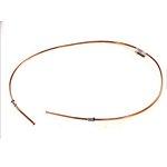 Przewód hamulcowy metalowy WP WP-129