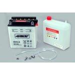 Akumulator rozruchowy 4 RIDE CB10L-B