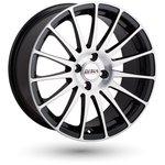 "Felga Aluminiowa 17"" DISLA Turismo BLACK DIAMOND 5x112"