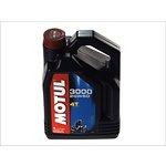 Olej do silników 4T MOTUL 3000 20W50, 4 litry