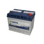 Akumulator VARTA BLUE DYNAMIC E23 - 70Ah 630A P+