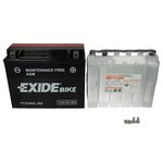 Akumulator EXIDE BIKE AGM YTX24HL-BS
