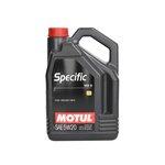 Olej MOTUL Specific 5W20, 5 litrów